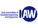 Logo von IAW Chair and Institute of Industrial Engineering and Ergonomics, RWTH Aachen University